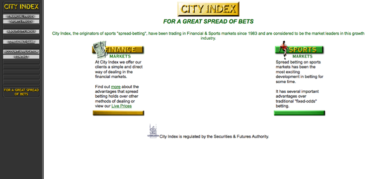City index fx solutions