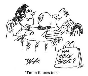 I am a futures spread trader too!