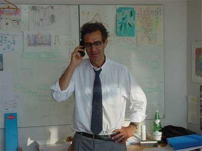 Dr Richard Olsen