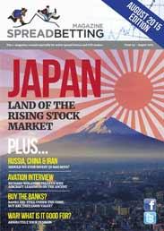 Spread betting magazine uk band betsson mobile betting world