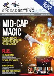 Spread betting magazine uk band horse racing sports betting